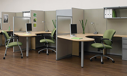 Library Design Associates Inc  Office  Workroom