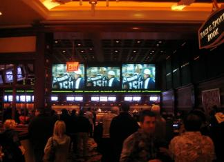 Gaming companies, sports betting