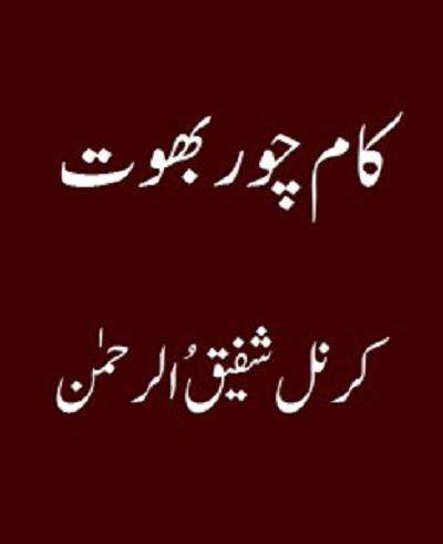 Kaam Chor Bhoot by Col Shafiq Ur Rehman Pdf