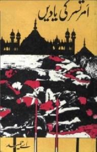 Amritsar Ki Yaadein by A Hameed Free Pdf