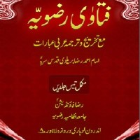 Fatawa Rizvia Urdu Complete 30 Volumes Pdf Download