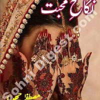 Nikah e Mohabbat Novel By Mustafa Chippa Pdf Download