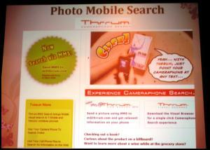 Photo Mobile Search