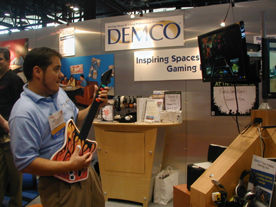 Demco Introduced a New 4-Player Game Station