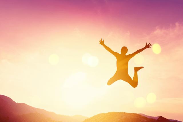 Comment se connecter à la joie?