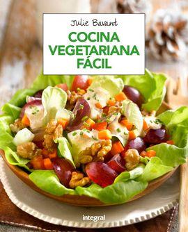 Cocina vegetariana fcil 9788491181293