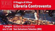 Lettura Spettacolo Il viaggio di Ulisse Versus Festival a cura di Libreria Controvento e Carlo Esposito