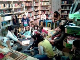 letture animate e leboratori creativi libreria controvento telese terme