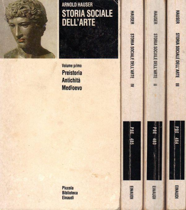 Storia sociale dellarte Libreria della Spada  Libri esauriti antichi e moderni Libri rari e