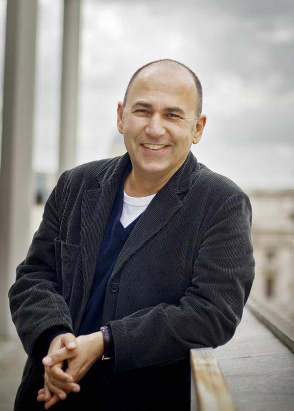 Il regista, sceneggiatore e scrittore Ferzan Özpetek