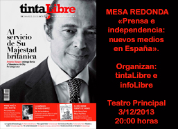 revista tintalibre y diario digital infolibre mesa redonda
