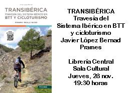 transiberica travesia del sistema iberico en btt y cicloturismo de javier lopez bernad el dia 28