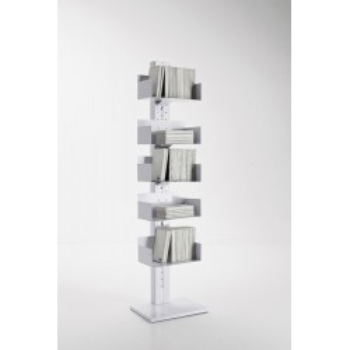 Librerie moderne a colonna per il soggiorno Librerie in legno o metallo in vendita online con