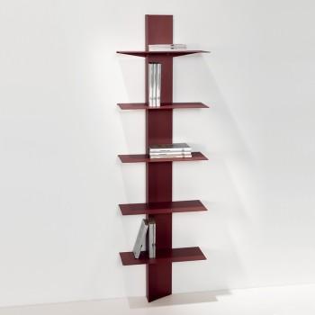 Librerie e mensole per il salotto homcom: Librerie Moderne E Mensole Design Per La Casa E L Ufficio Librerie Design