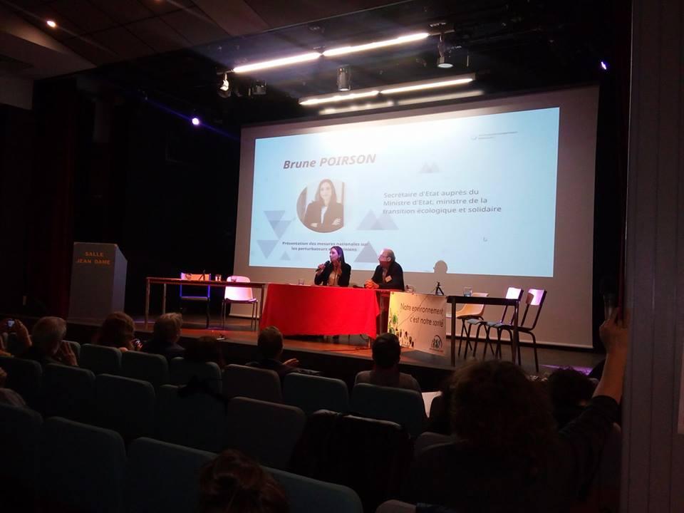 Reunión capitales europeas contra los disruptores endocrinos