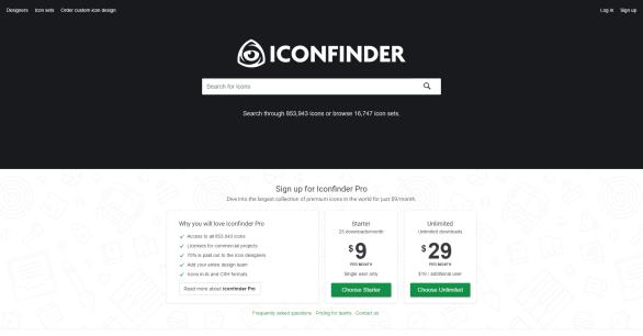 Immagini gratis - Home page Iconfinder.com