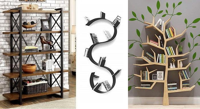 Una soluzione che regala al soggiorno stile e personalità. 15 Splendide Librerie Di Design A Prezzi Accessibili