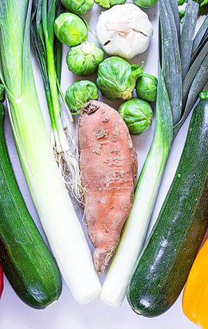 Sección de nutrición vegana - LibroCocinaVegana