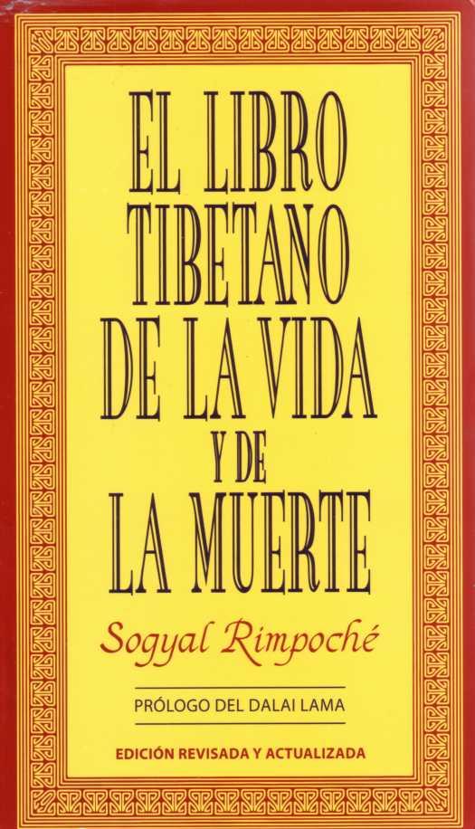 Libro tibetano de la vida y la muerte