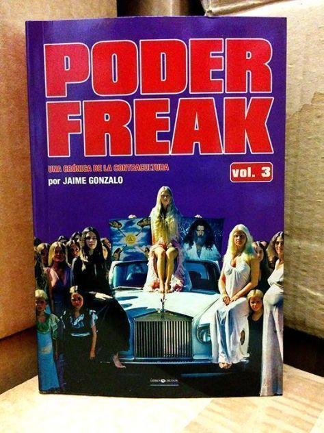 Reserva 'Poder freak vol. 3'