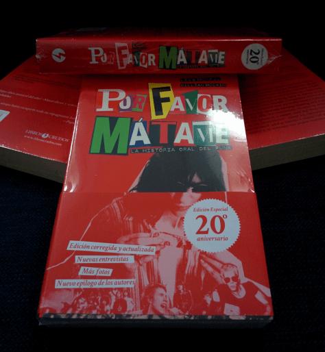 'Por favor, mátame' (edición 20 aniversario)