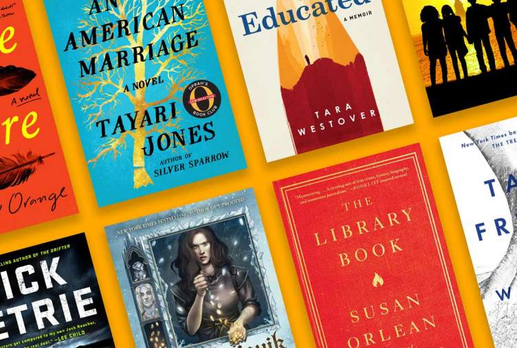 Los libros del año en Apple Books