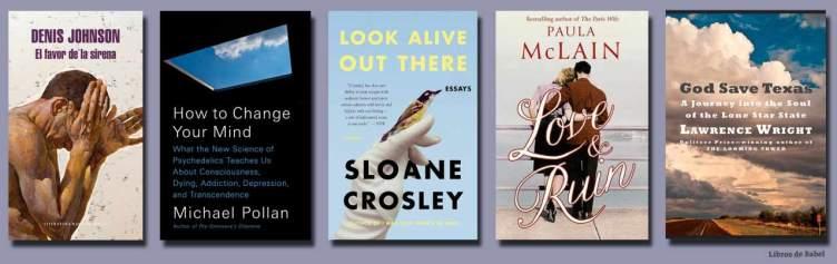 Los mejores libros de 2018 en Amazon, por ahora (IV)