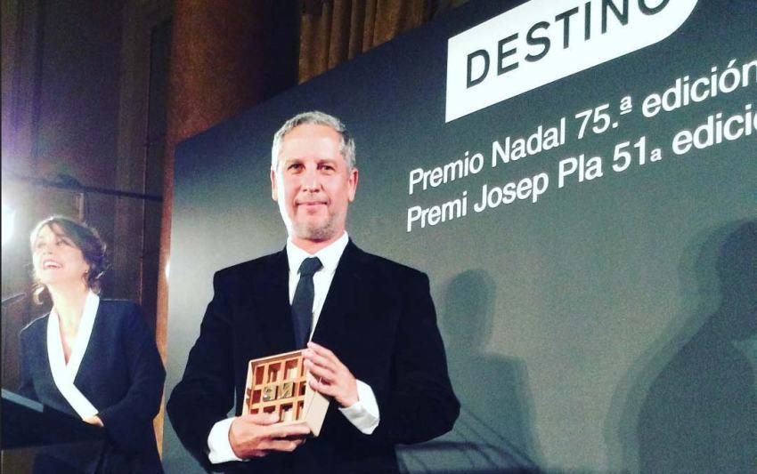 Guillermo Martínez - Premio Nadal