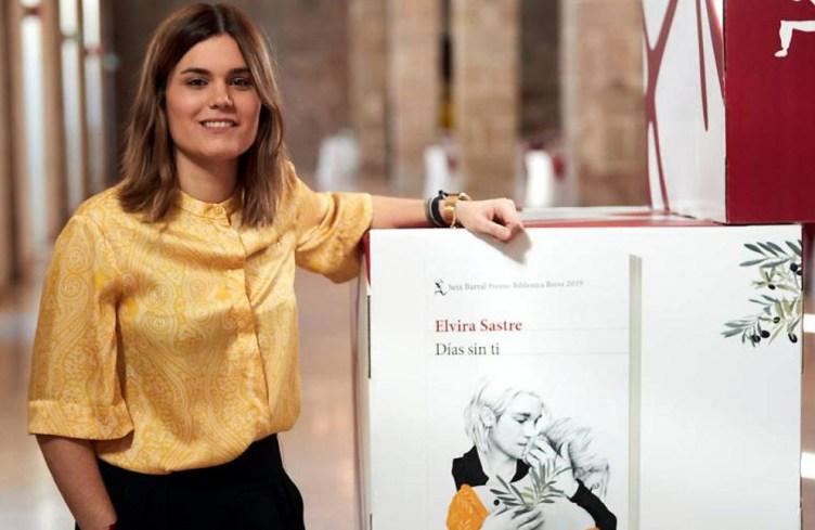 Elvira Sastre - Premio Biblioteca Breve