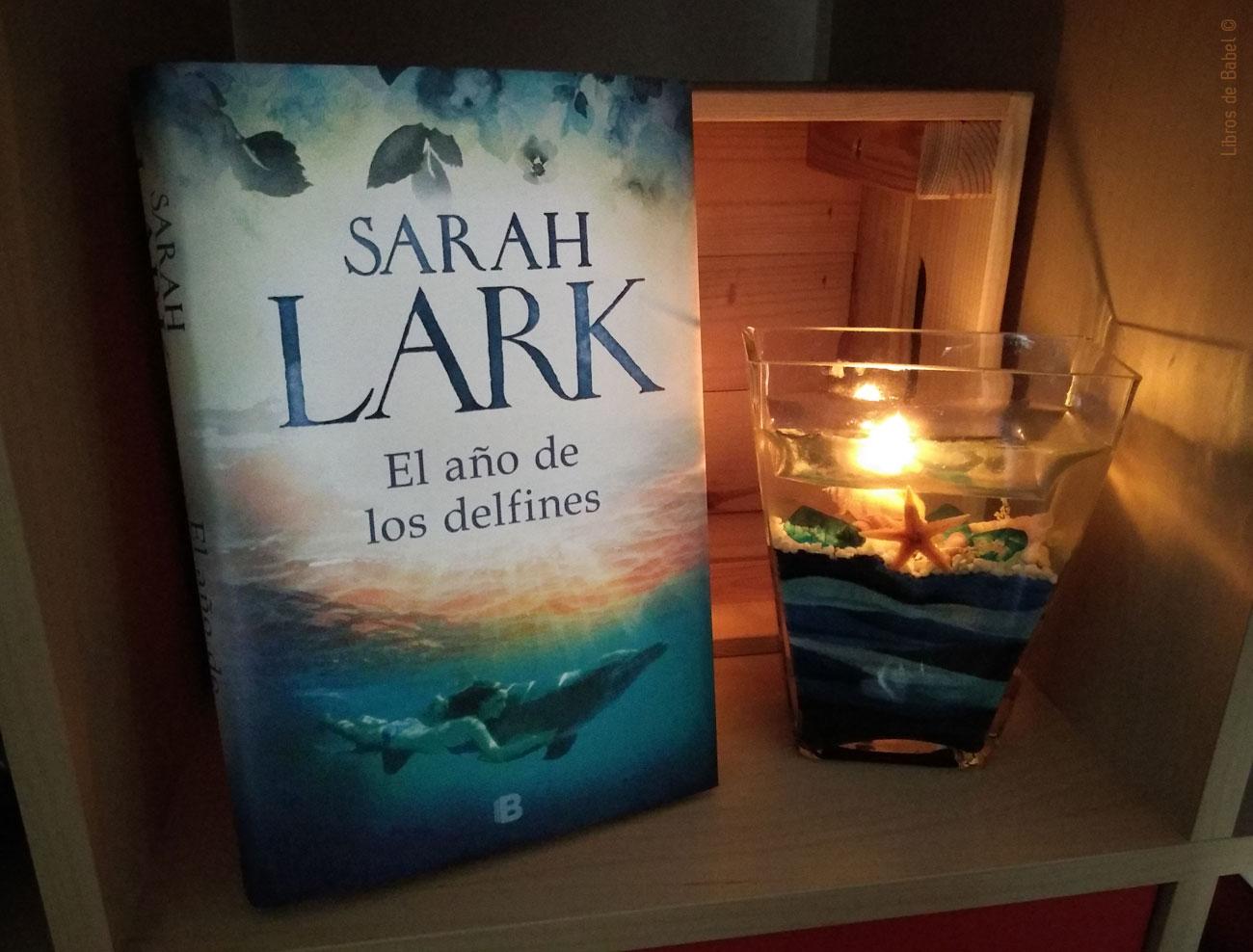 Reseña y sorteo: 'El año de los delfines', de Sarah Lark