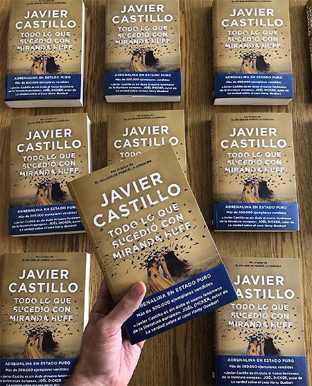 Javier Castillo - Todo lo que sucedió con Miranda Huff