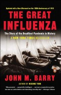 Portada de The Great Influenza