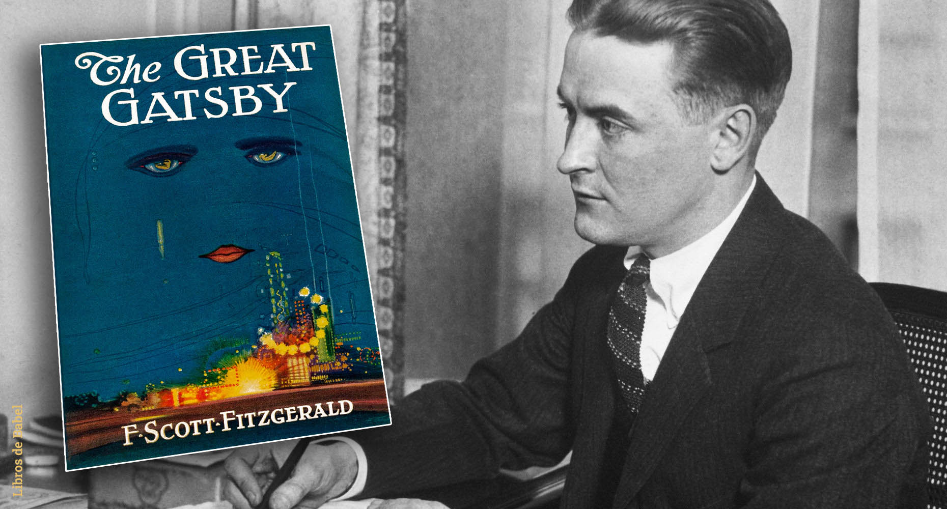 En desarrollo una adaptación de 'El gran Gatsby' como película de animación
