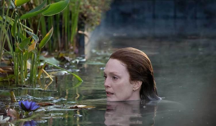 Julianne Moore en el tráiler de la serie 'La historia de Lisey', de Stephen King