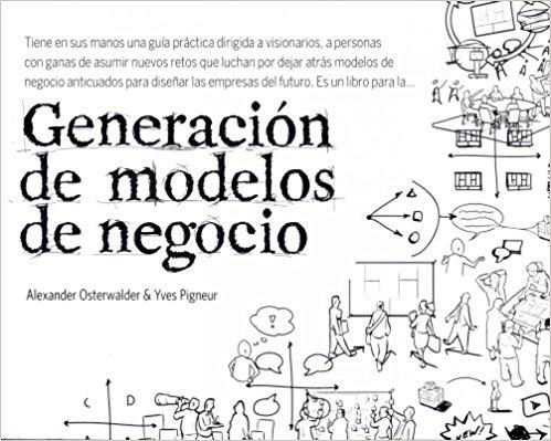 Generación de modelos de negocio Book Cover