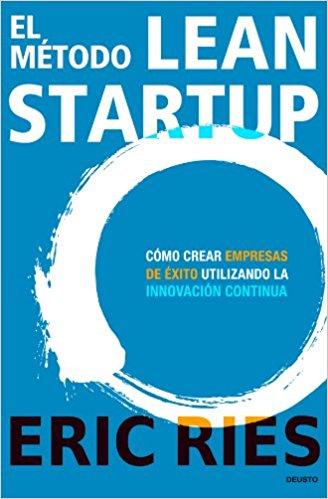 El método Lean Startup Book Cover