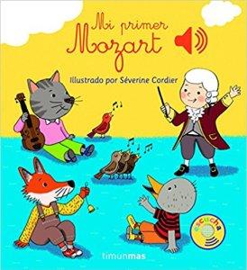 Cuentos para bebés - Mi primer Mozart