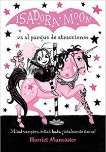 La colección Isadora Moon, perfecta para jóvenes lectoras de entre 7 y 9 años.