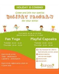 Saharsa Holiday Program