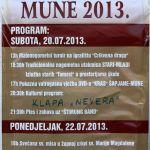 Mandalenina Mune 2013