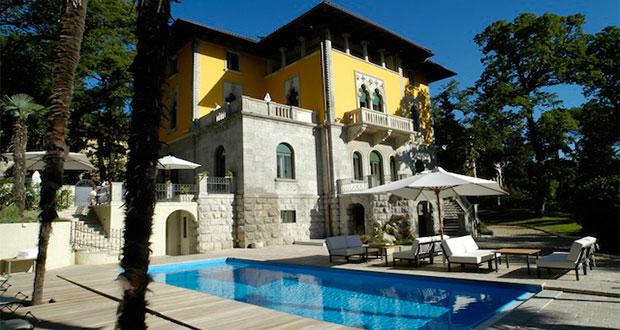 Villa-Astra Lovran