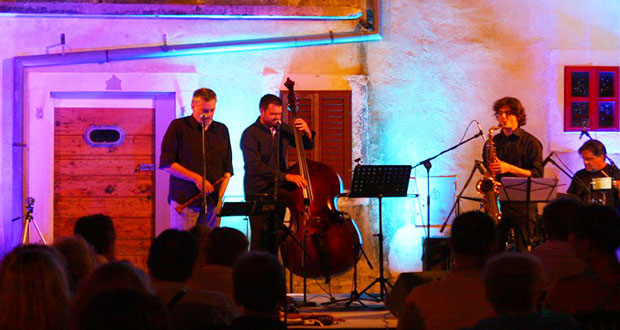 Damjan Grbac i kvartet Damjans