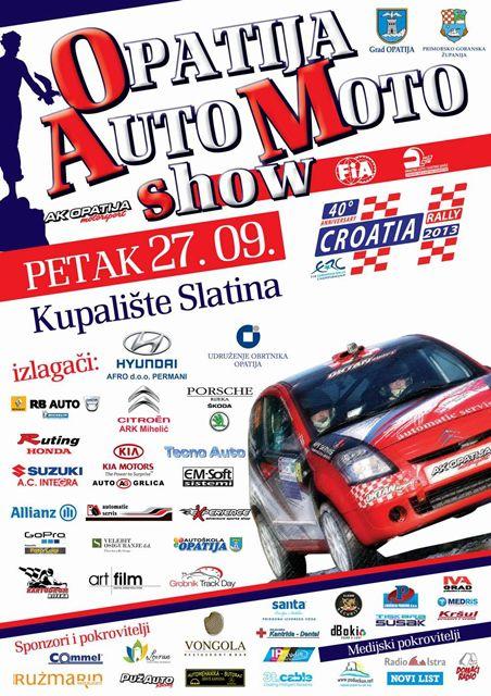 Opatija Auto Moto Show 2013