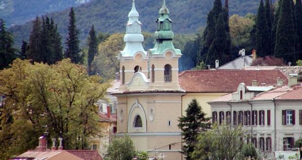 Crkva Volosko
