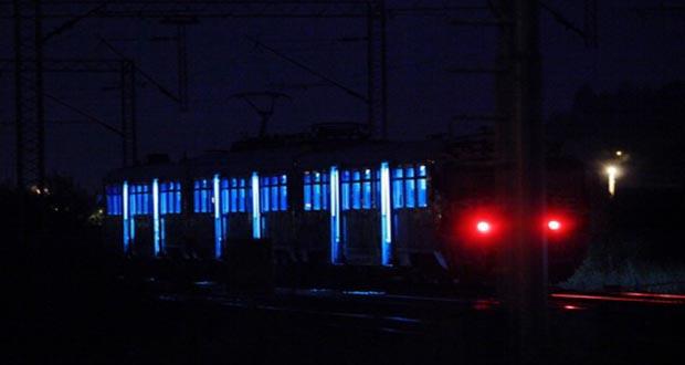 Vlak noć