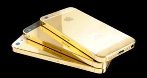 Zlatni iphone