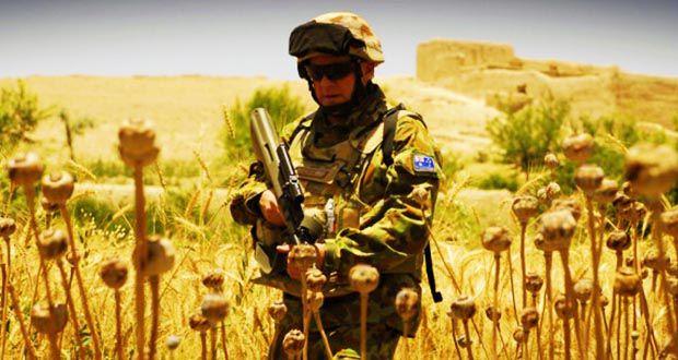 Afganistan opijum