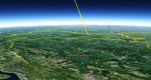 Sarajevo meteor