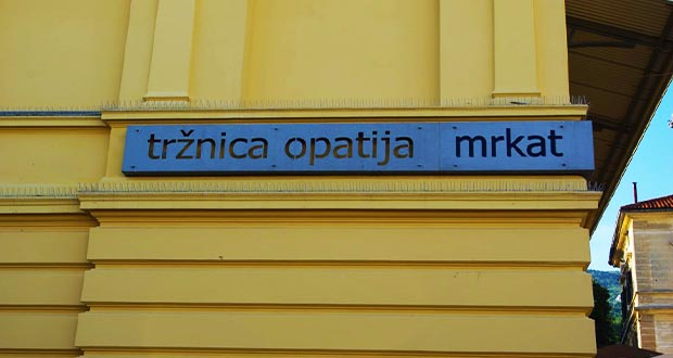 Tržnica Opatija