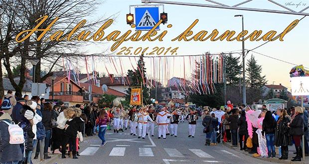 Halubajski karneval 2014